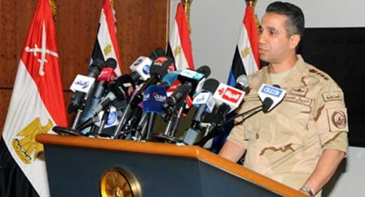 المتحدث-العسكري-المصري-العميد-محمد-سمير