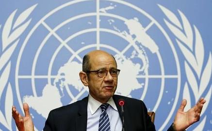 المتحدث باسم الأمم المتحدة- أحمد فوزي