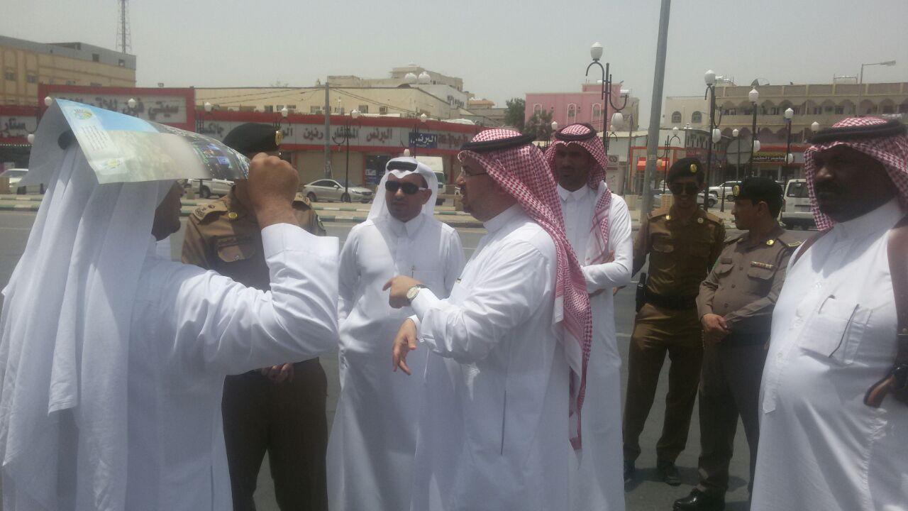 المتحمي يوجه بالانتشار المكثف لدوريات الأمن استعداداً لشهر رمضان (1)