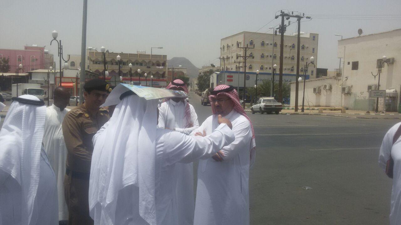 المتحمي يوجه بالانتشار المكثف لدوريات الأمن استعداداً لشهر رمضان (2)