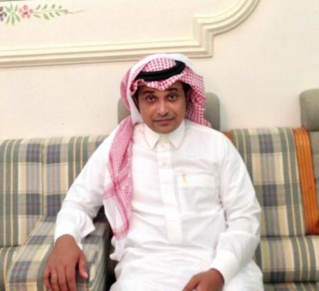 الإعلامي بدر زاهر الشهري
