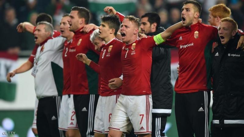 المجر إلى يورو 2016 على حساب النرويج