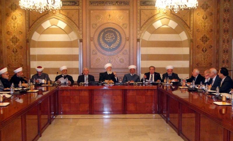 المجلس-الشرعي-الإسلامي