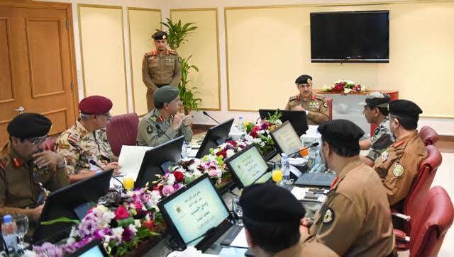 المحرج يترأس اجتماع اللجنة الأمنية الثالث في منى (647171509) 