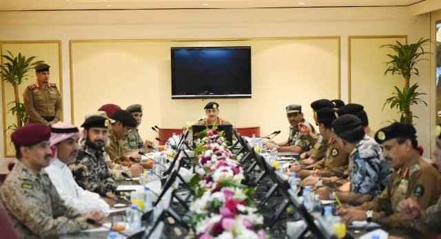 المحرج يترأس اجتماع اللجنة الأمنية الثالث في منى (647171510) 