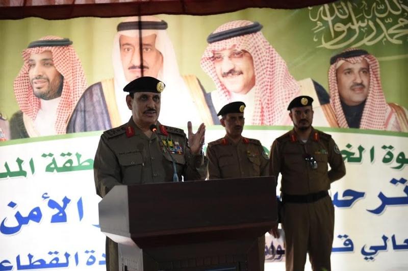 المحرج يزور مراكز الضبط الأمني وقيادة أمن الطرق 5