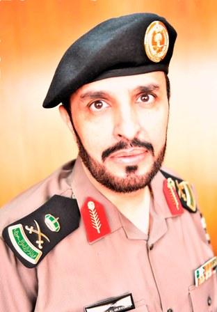 اللواء المحيميد مديرا لشرطة حائل