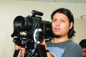 المخرج السعودي سمير عارف