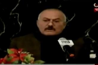 بالفيديو.. المخلوع صالح يهاجم الحوثيين بسبب الخلاف على المناصب - المواطن