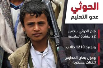 مناهج الحوثي تهدم العقيدة .. وتغتال الطفولة برعاية أممية - المواطن