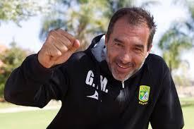 المدرب الأرجنتيني جوستافو ماتوساس