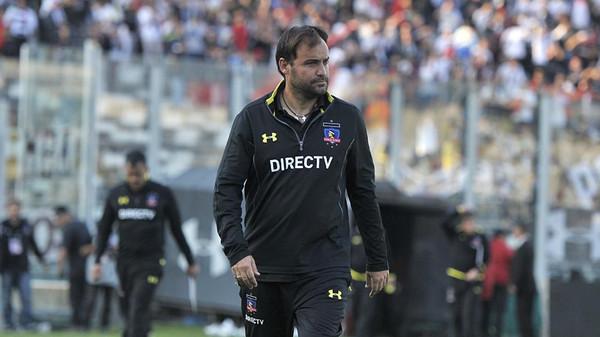 المدرب التشيلي خوسيه لويس سيرا