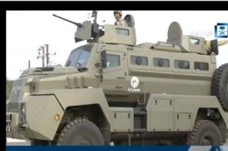 بالفيديو.. المدرعة كابريفي تدعم القدرات القتالية للقوات السعودية - المواطن
