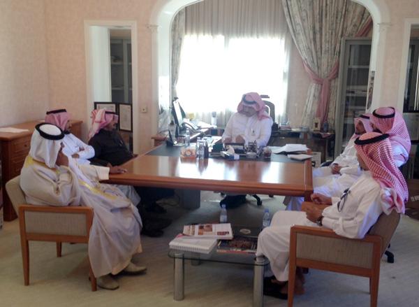 المدير التنفيذي للهيئة العامة للسياحة والآثار بالطائف عبد الله السواط