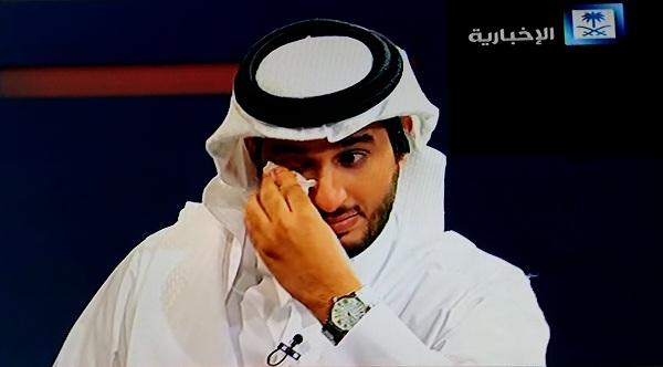 المذيع عبدالله الغنمي