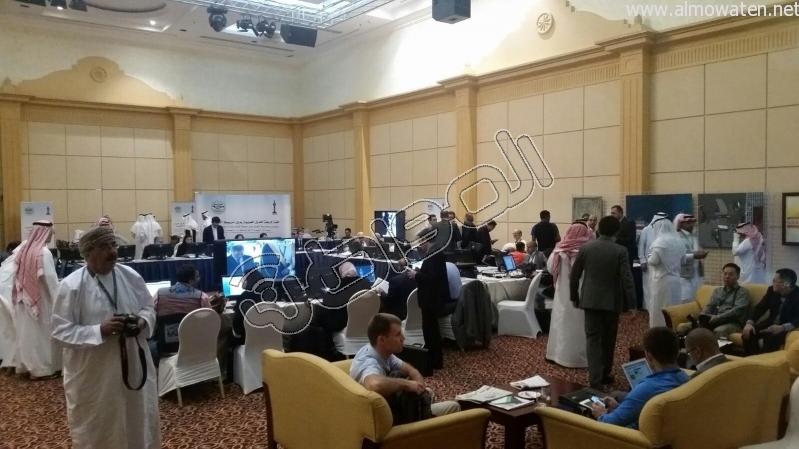 المركز الإعلامي للقمة العربية لقاءات والتقاطات
