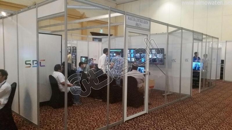 المركز الإعلامي للقمة العربية لقاءات والتقاطات1