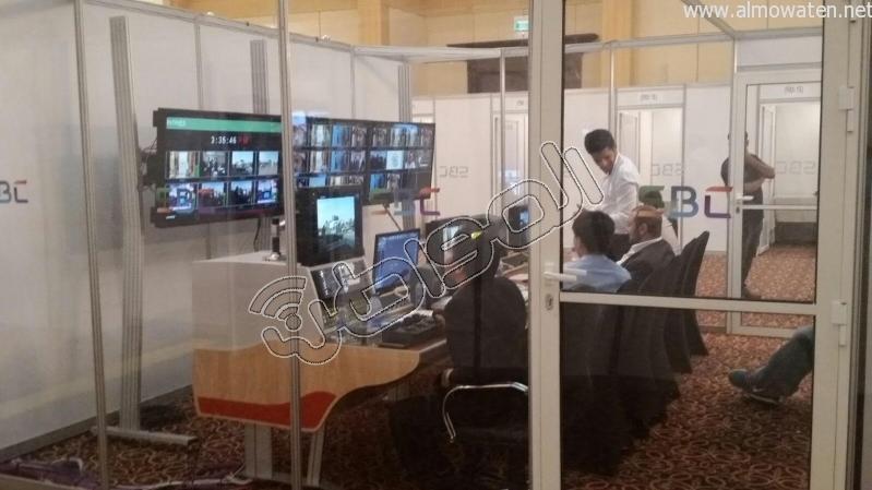 المركز الإعلامي للقمة العربية لقاءات والتقاطات6