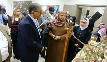 المركز السعودي لرعاية وتأهيل الكفيفات 8