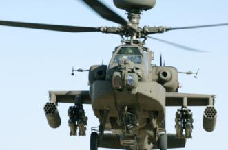 المروحية اباتشي
