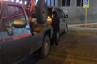 398 مخالفًا للأنظمة المرورية في المملكة استحوذوا على مواقف ذوي الاحتياجات - المواطن