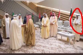 المستشار القحطاني يقصف جبهة قطر بصورة المندوب المنبوذ ! - المواطن