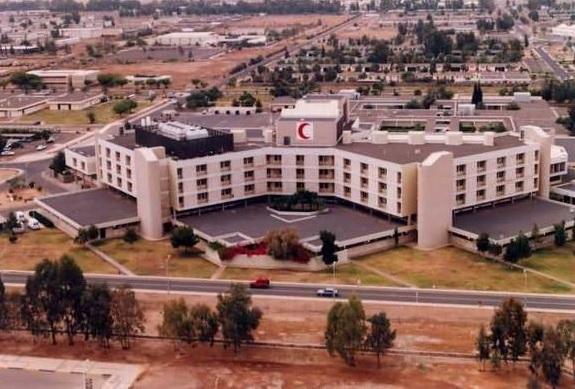 المستشفى العسكري بالشمالية
