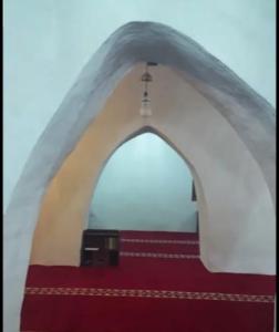 المسجد الاثري الواقع في ربيعة ورفيدة بمنطقة عسير1