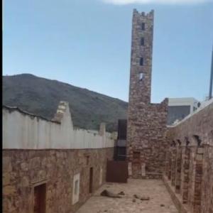 المسجد الاثري الواقع في ربيعة ورفيدة بمنطقة عسير3