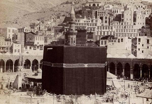 المسجد-الحرام-بعهد-المؤسس
