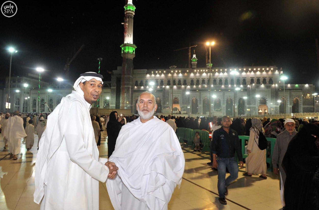 المسجد الحرام مكة الكعبة (1)
