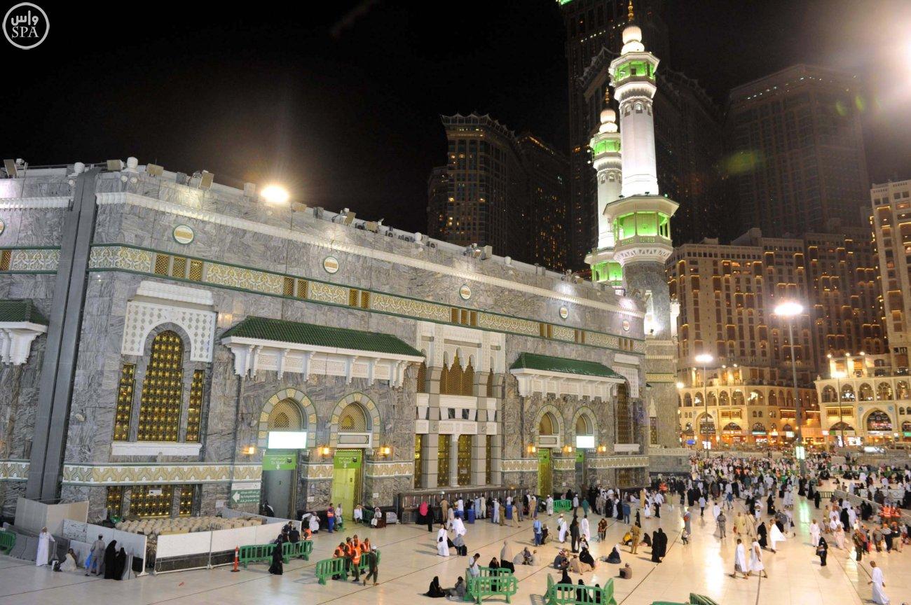 المسجد الحرام مكة الكعبة (2)