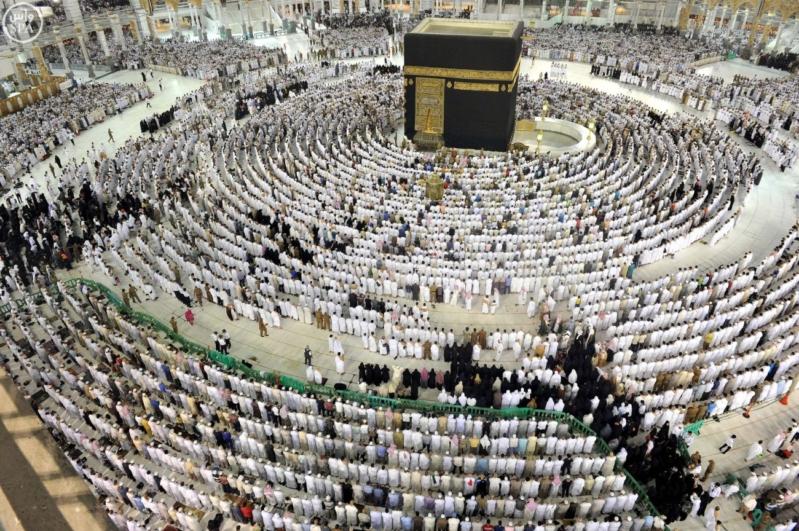 المسجد الحرام مكة الكعبة (3)
