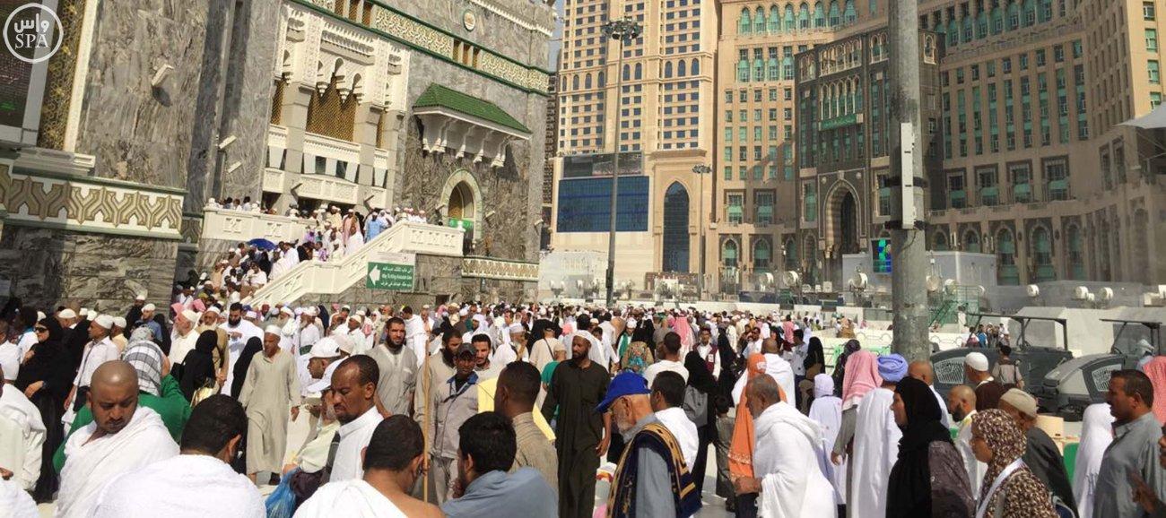 المسجد الحرام مكة الكعبة (4)