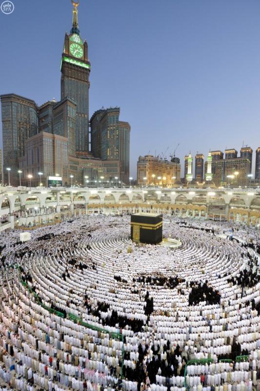المسجد الحرام 5