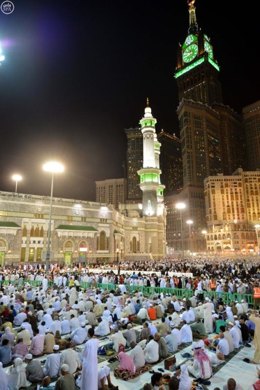 المسجد الحرام 7
