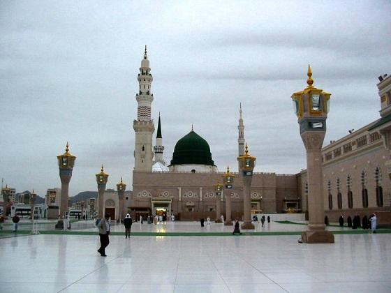 المسجد النبوي الشريف