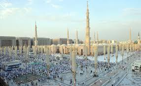المسجد النبوي 7