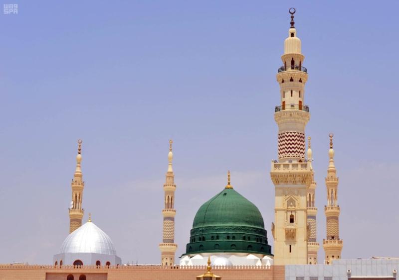 المسجد النبوي1
