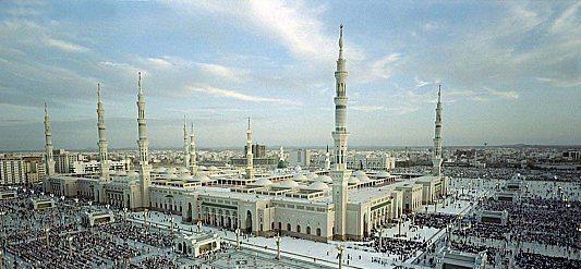 المسجد-النبوي