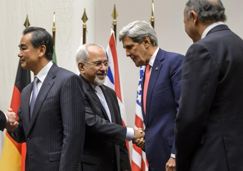 المصالح المشترك بين أمريكا وإيران