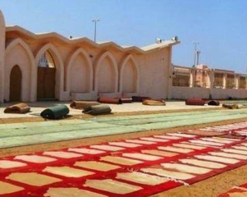 المصليات-والجوامع