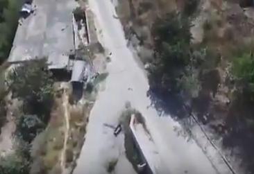 المعارك السورية