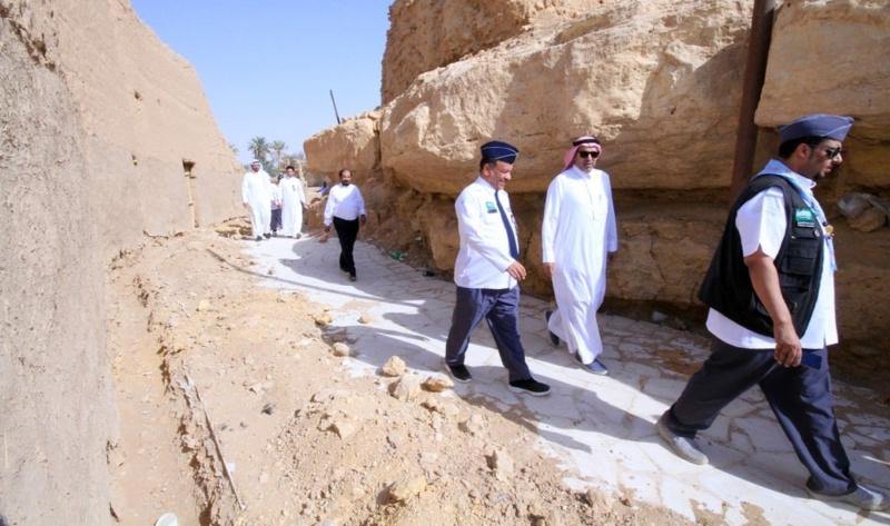 المعالم التراثية في سدير -الداخلة (2)