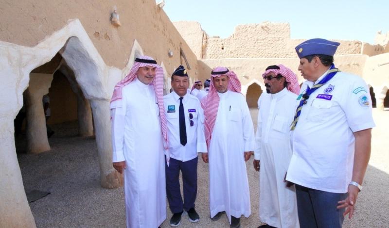 المعالم التراثية في سدير -الداخلة (4)