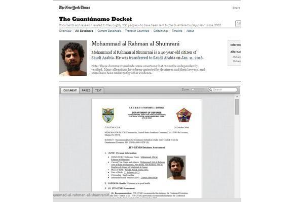 المعتقل السعودي محمد بن عبدالرحمن الشمراني