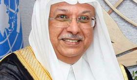 المعلمي يستعرض العمليات الإنسانية باليمن مع وفد إسناد