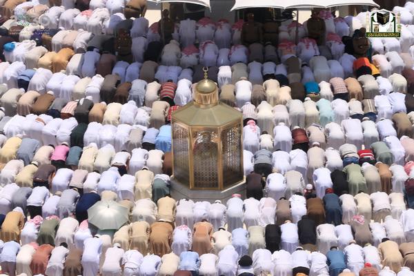 المعيقلي في أوّل خطبة بالمسجد الحرام (1)