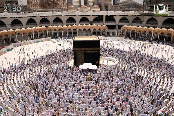 المعيقلي في أوّل خطبة بالمسجد الحرام (10)