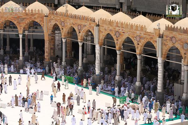 المعيقلي في أوّل خطبة بالمسجد الحرام (2)
